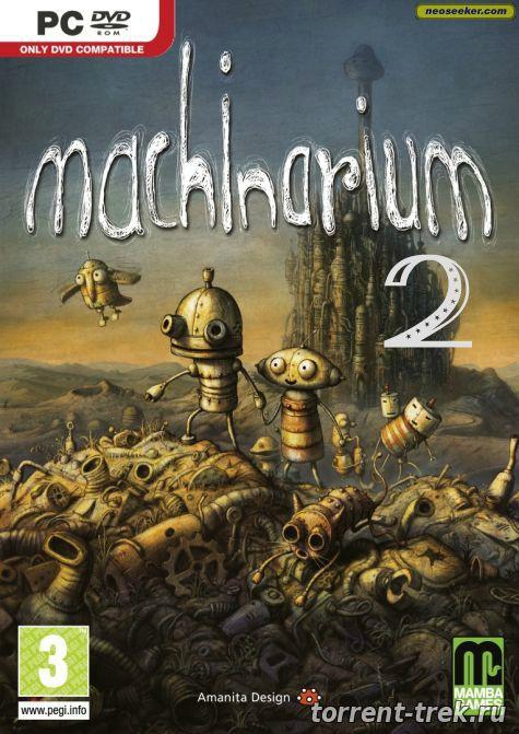 скачать machinarium 2 на компьютер через торрент